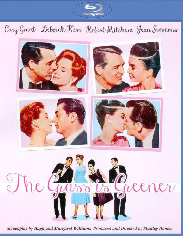 The Grass Is Greener [Blu-ray] [1961] 21251743