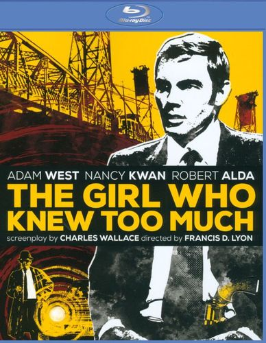 The Girl Who Knew Too Much [Blu-ray] [1969] 21251789