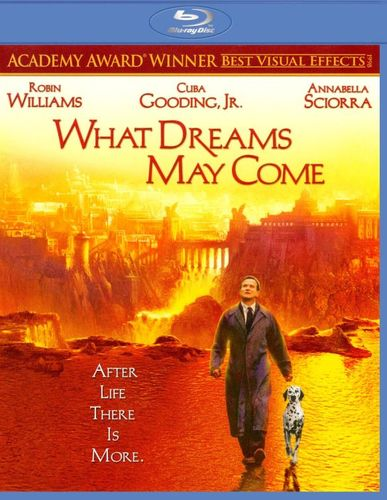 What Dreams May Come [Blu-ray] [1998] 2125279