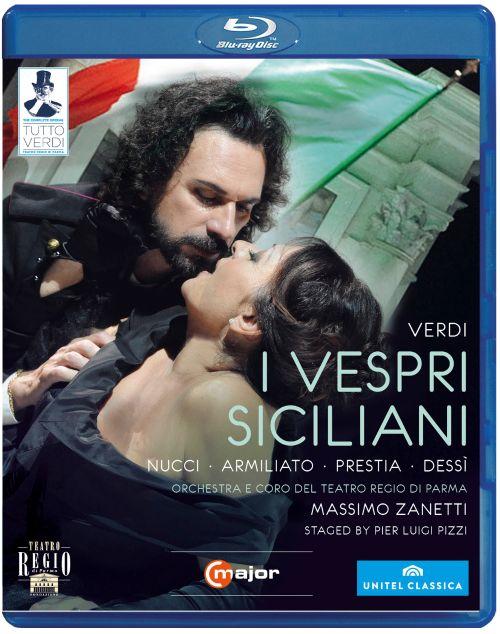 Verdi: I Vespri Siciliani [Blu-Ray Disc] 21256199