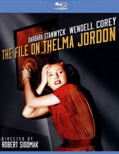 The File on Thelma Jordan [Blu-ray] [1949] 21259781