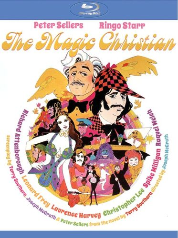 The Magic Christian [Blu-ray] [1969] 21259909
