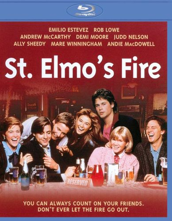 St. Elmo's Fire [Blu-ray] [1985] 2126144