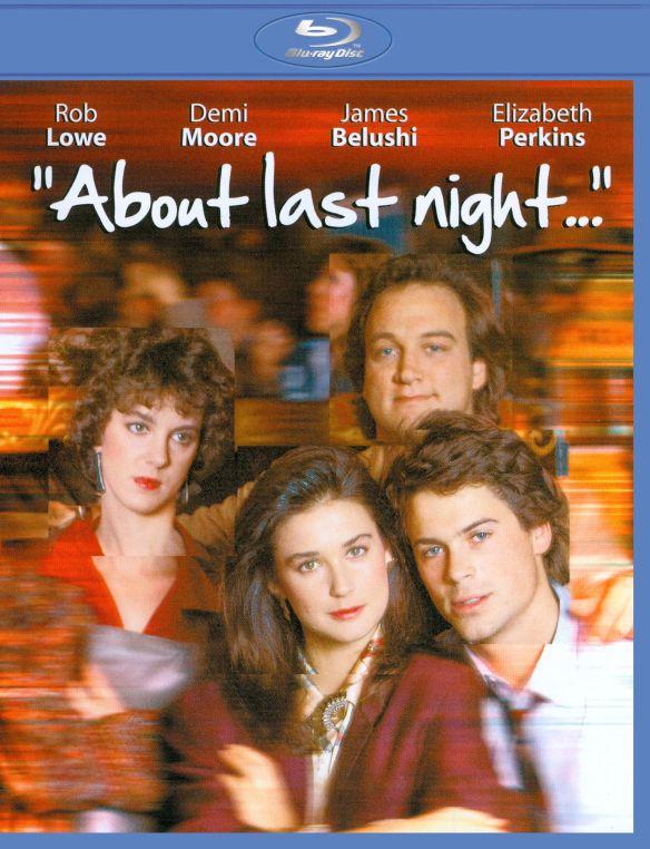 About Last Night. [Blu-ray] [1986] 2126162