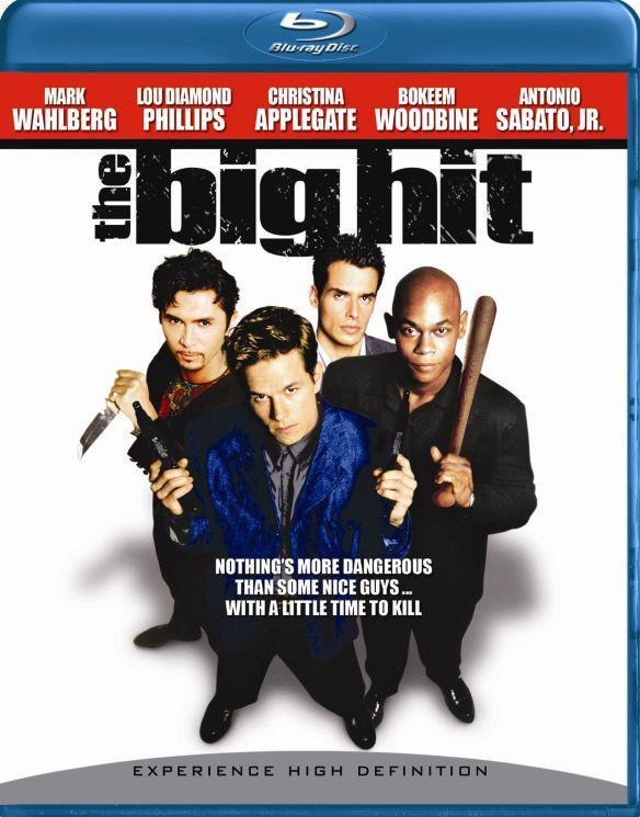 The Big Hit [Blu-ray] [1998] 2126214