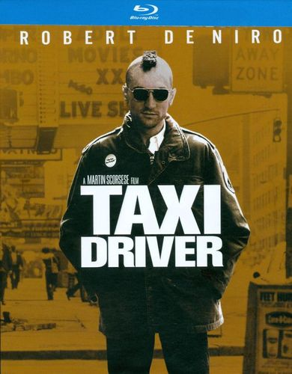 Taxi Driver [Blu-ray] [1976] 2126223