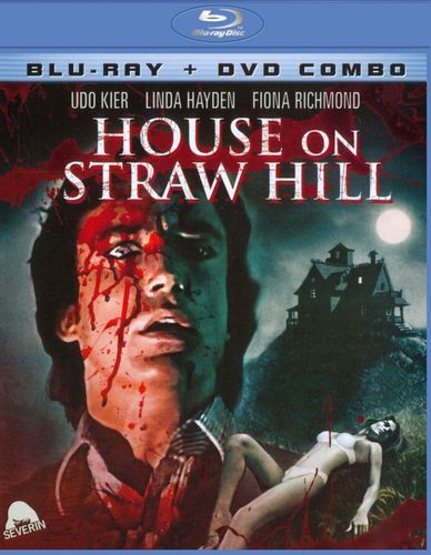 House on Straw Hill [2 Discs] [Blu-ray/DVD] [1976] 21265691