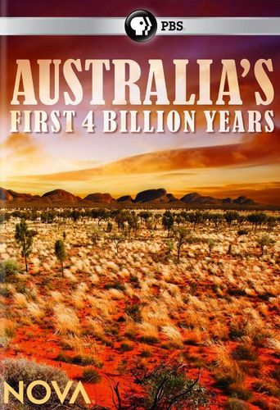 NOVA: Australia's First 4 Billion Years [2 Discs] [DVD] 21282066