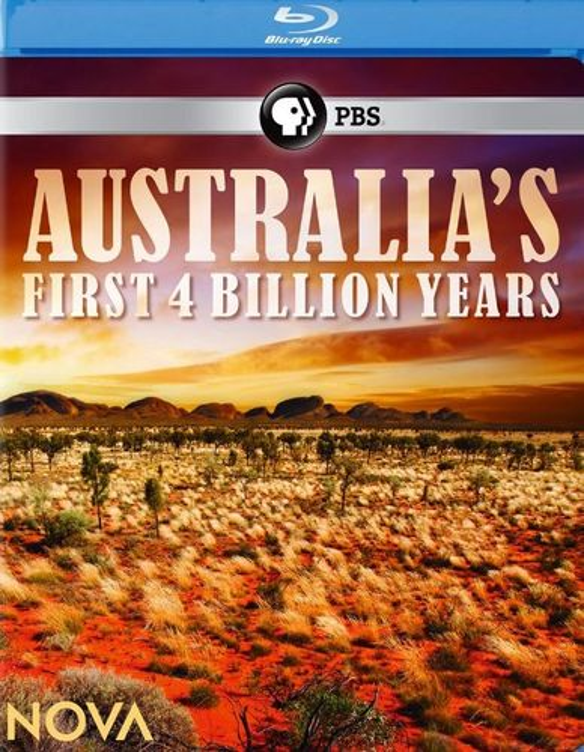NOVA: Australia's First 4 Billion Years [2 Discs] [Blu-ray] 21282075