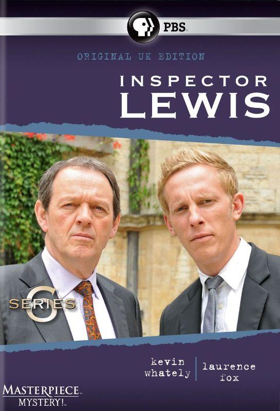 Inspector Lewis: Series 6 [Original UK Edition] [2 Discs] [DVD] 21282385