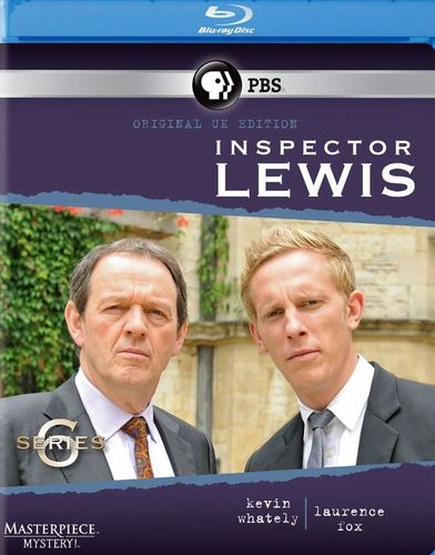 Inspector Lewis: Series 6 [Original UK Edition] [2 Discs] [Blu-ray] 21282394
