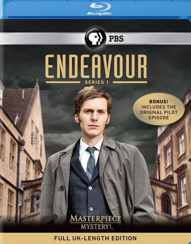 Endeavour: Series 1 [Original UK Edition] [3 Discs] [Blu-ray] 21282794