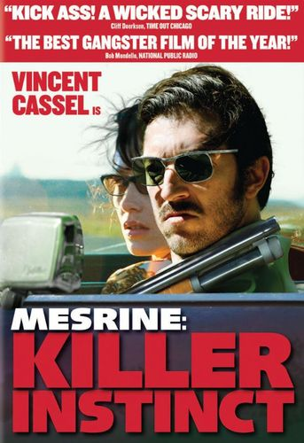 Mesrine: Killer Instinct [DVD] [2007] 2128337
