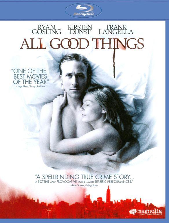 All Good Things [Blu-ray] [2010] 2128364