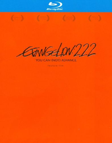 Evangelion 2.22: You Can (Not) Advance [Blu-ray] [2009] 2128406