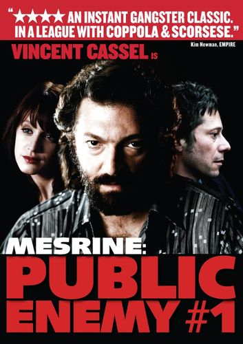 Mesrine: Public Enemy #1, Part 2 [DVD] [2008] 2128549