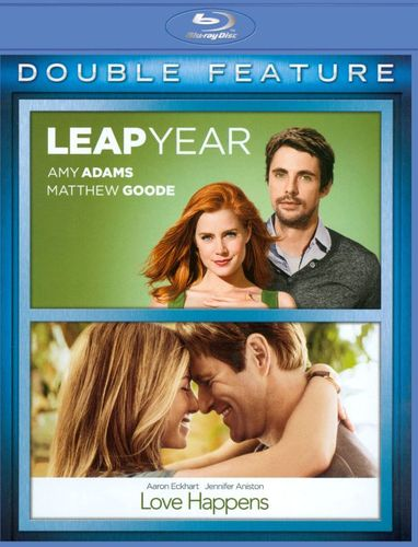Leap Year/Love Happens [2 Discs] [Blu-ray] 21285782