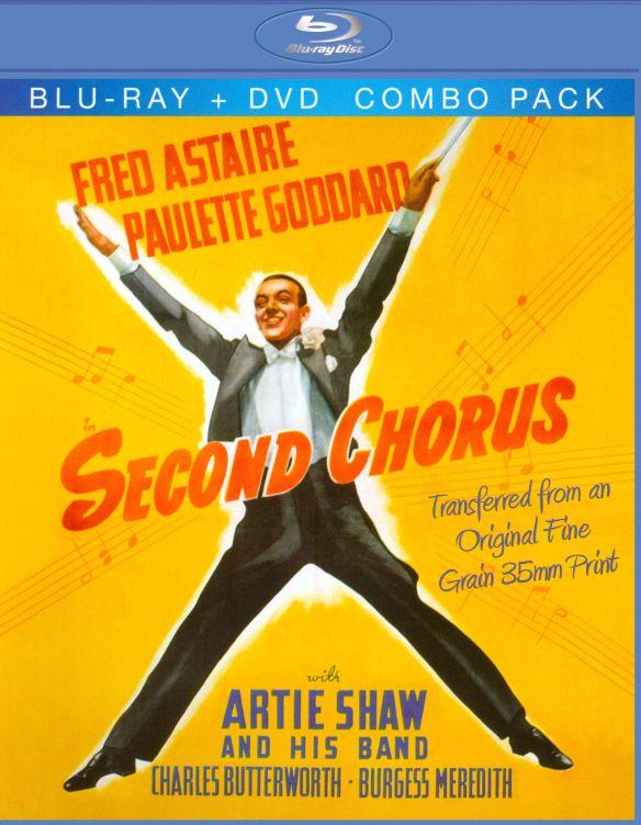Second Chorus [2 Discs] [Blu-ray/DVD] [1940] 21301866