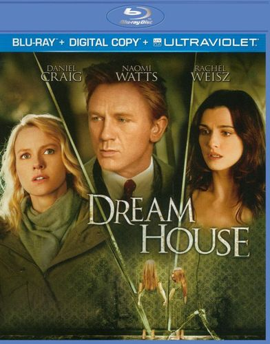 Dream House [Includes Digital Copy] [UltraViolet] [Blu-ray] [2011] 21325366
