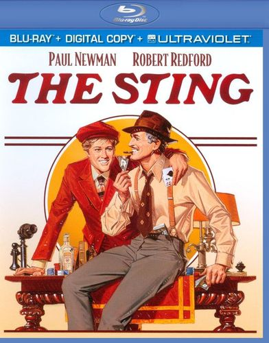 The Sting [Includes Digital Copy] [UltraViolet] [Blu-ray] [1973] 21325393