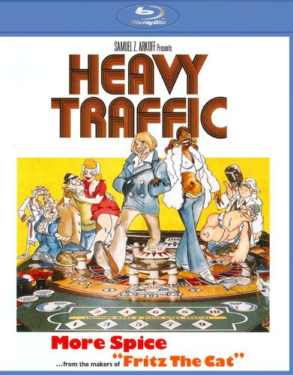Heavy Traffic [Special Edition] [Blu-ray] [1973] 21328727