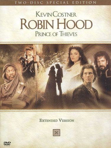 Robin Hood: Prince of Thieves [2 Discs] [DVD] [1991] 21331224