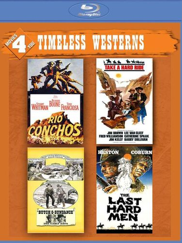 Movies 4 You: Timeless Western Classics [2 Discs] [Blu-ray] 21332135