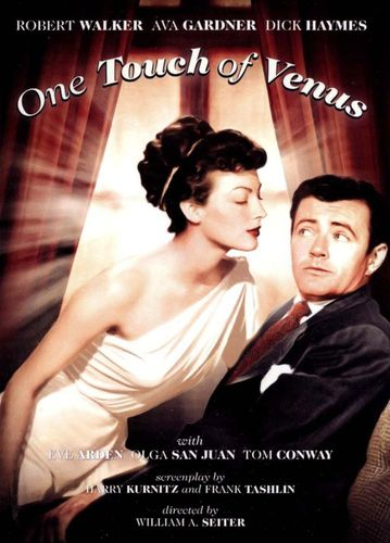 One Touch of Venus [DVD] [1948] 21336583