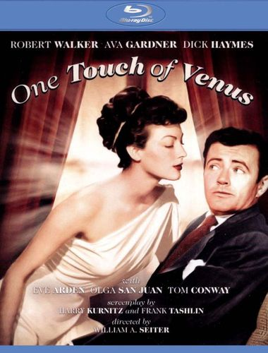 One Touch of Venus [Blu-ray] [1948] 21336592