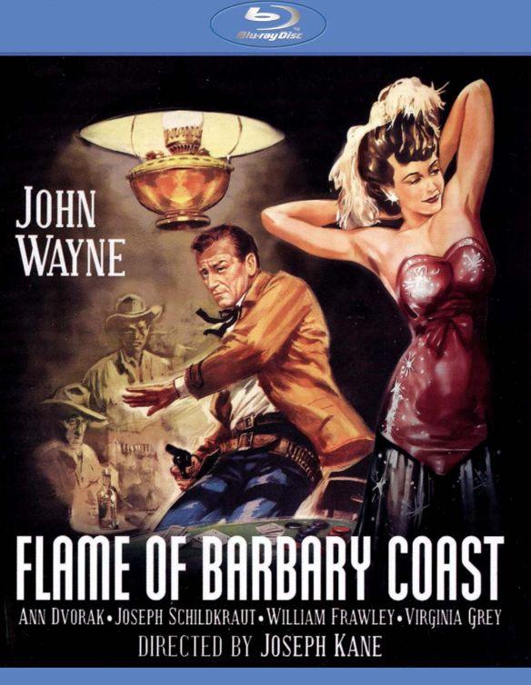Flame of Barbary Coast [Blu-ray] [1945] 21336617