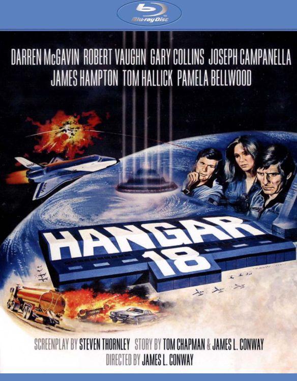 Hangar 18 [Blu-ray] [1980] 21336653