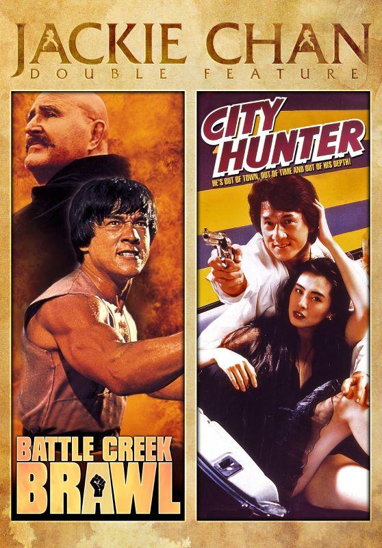 Jackie Chan Double Feature: Battle Creek Brawl/City Hunter [DVD] 21345705