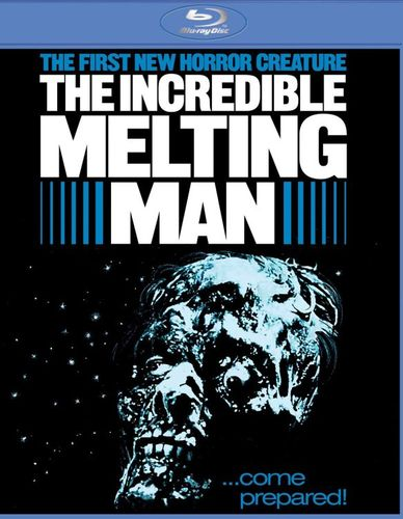 The Incredible Melting Man [Blu-ray] [1977] 21345732