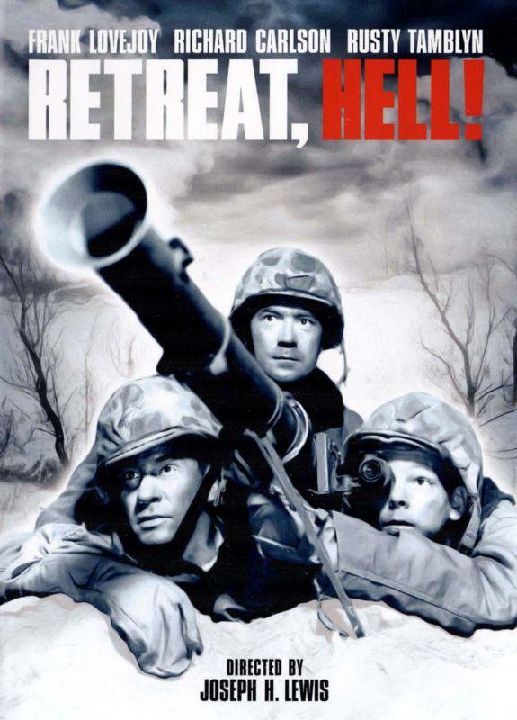 Retreat, Hell! [DVD] [1952] 21394433