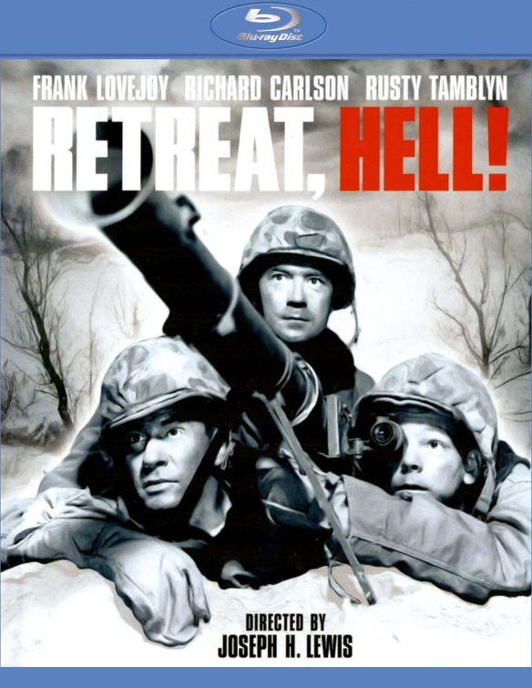 Retreat, Hell! [Blu-ray] [1952] 21394442