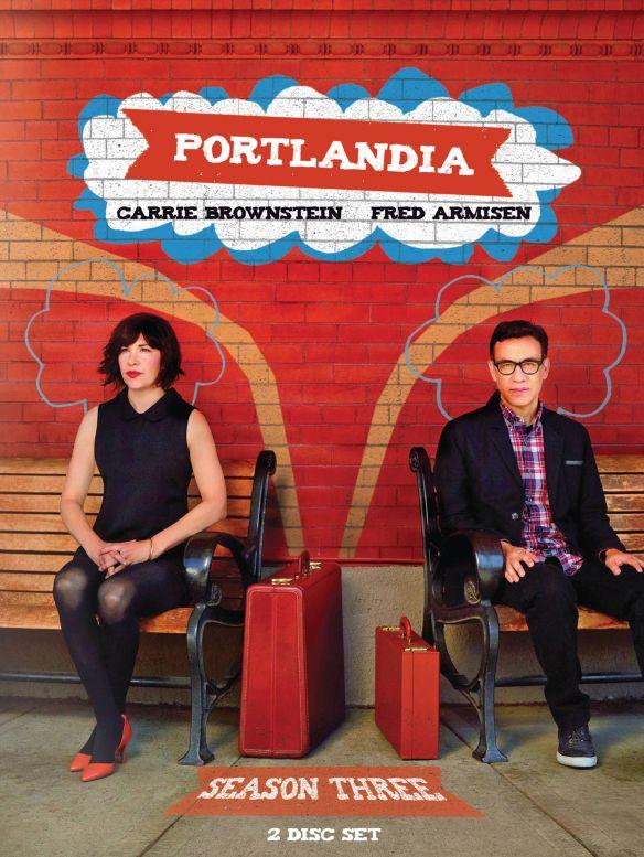 Portlandia: Season Three [DVD] 21397403