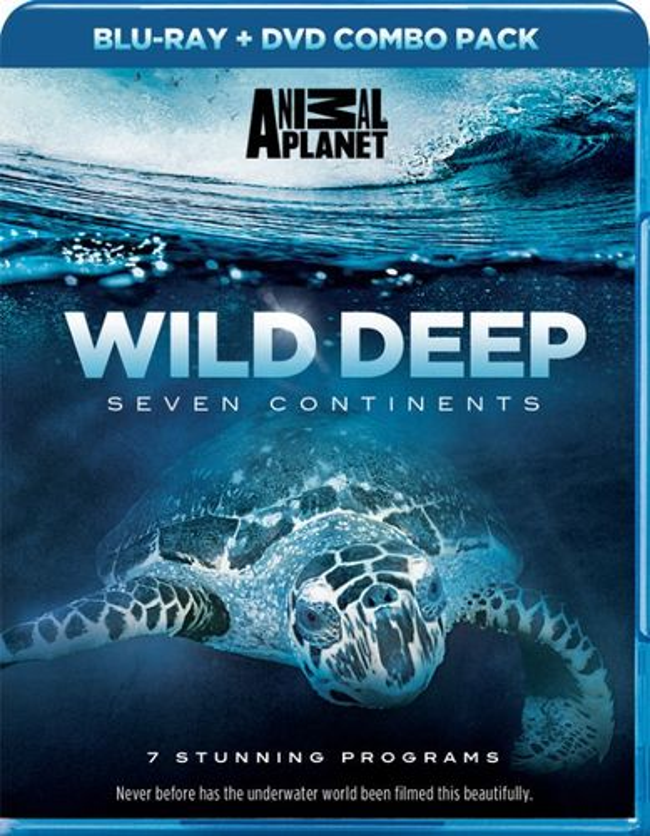 Wild Deep [2 Discs] [Blu-ray/DVD] 21397564