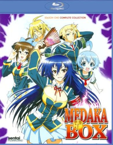 Medaka Box: Complete Collection [2 Discs] [Blu-ray] 21400523