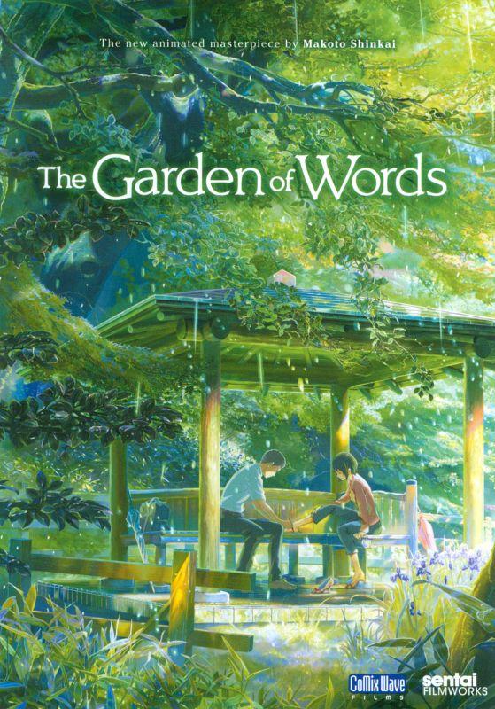 The Garden of Words [DVD] [2013] 21400569