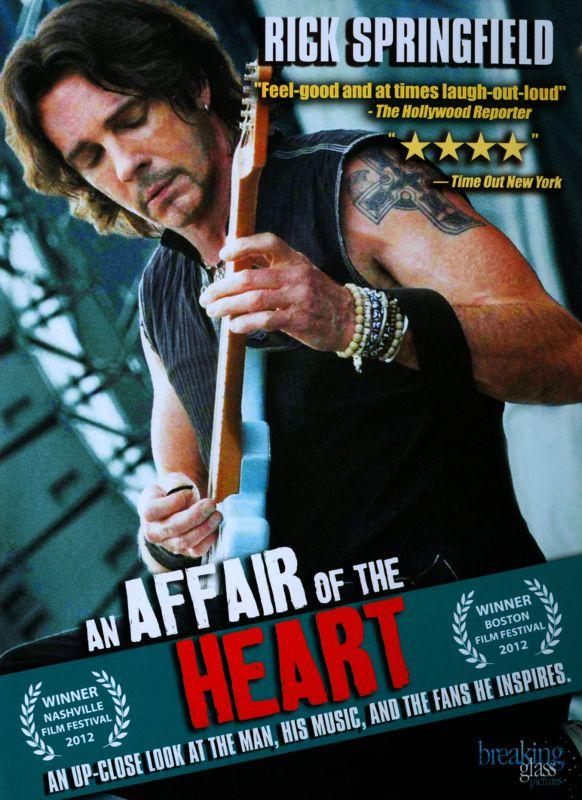 An Affair of the Heart [DVD] [2012] 21419637