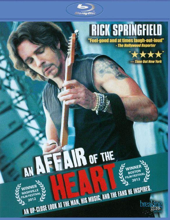 An Affair of the Heart [Blu-ray] [2012] 21419655