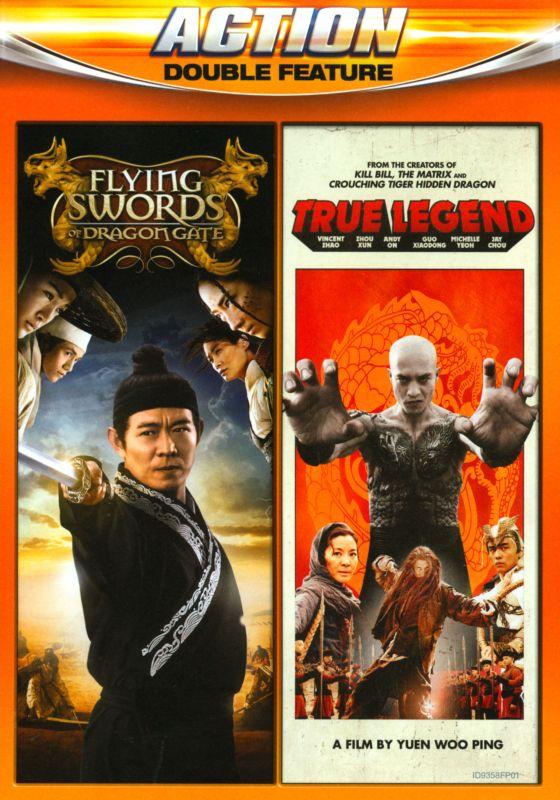 Flying Swords of Dragon Gate/True Legend [2 Discs] [DVD] 21419964