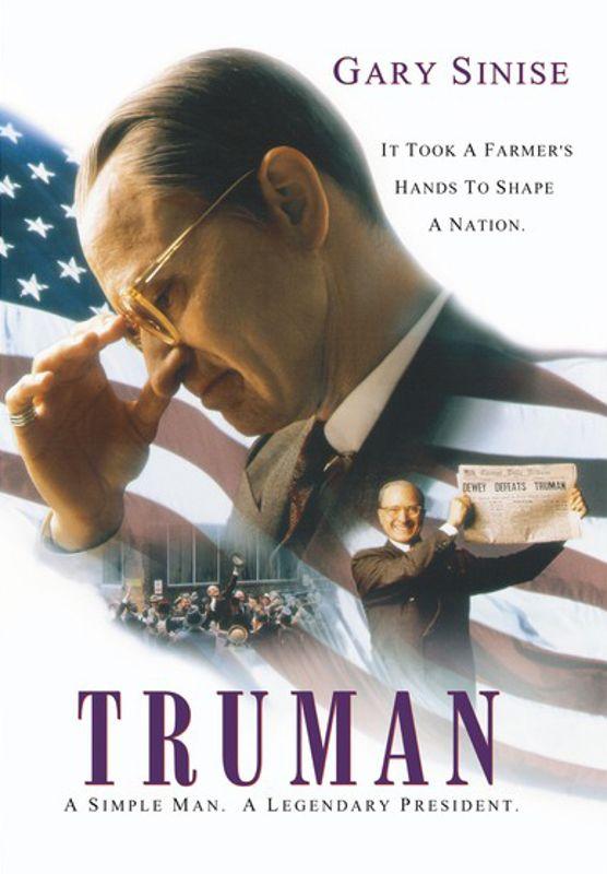 Truman [DVD] [1995] 21424038