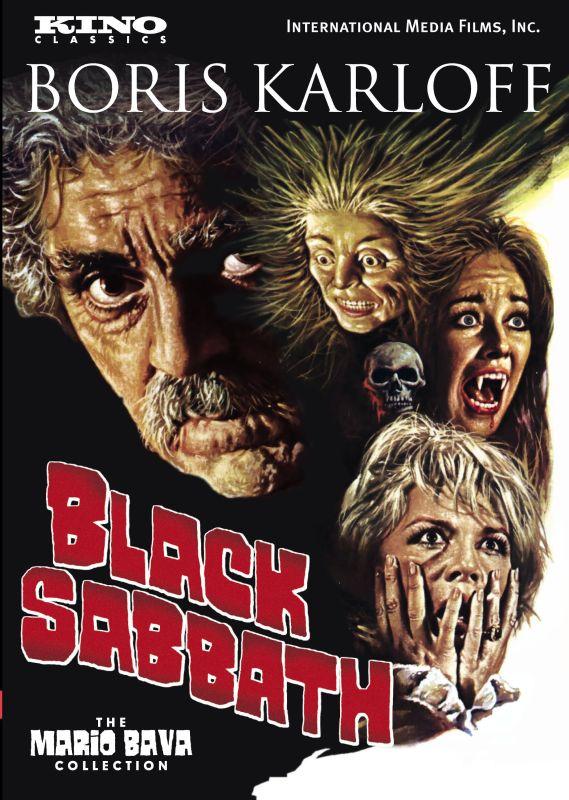 Black Sabbath: Standard Edition Remastered [DVD] [1963] 21429643
