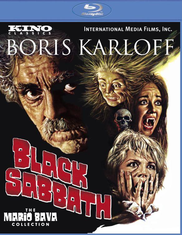 Black Sabbath: Standard Edition Remastered [Blu-ray] [1963] 21429652