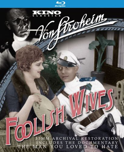 Foolish Wives [Blu-ray] [1922] 21429661