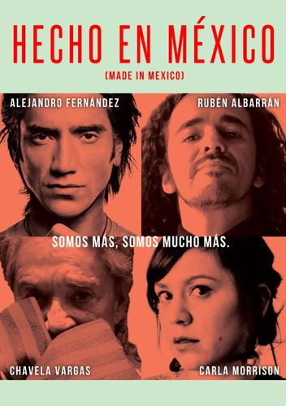 Hecho en Mexico [DVD] [2012] 21430481