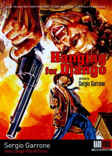 Hanging for Django [DVD] [1969] 21431241
