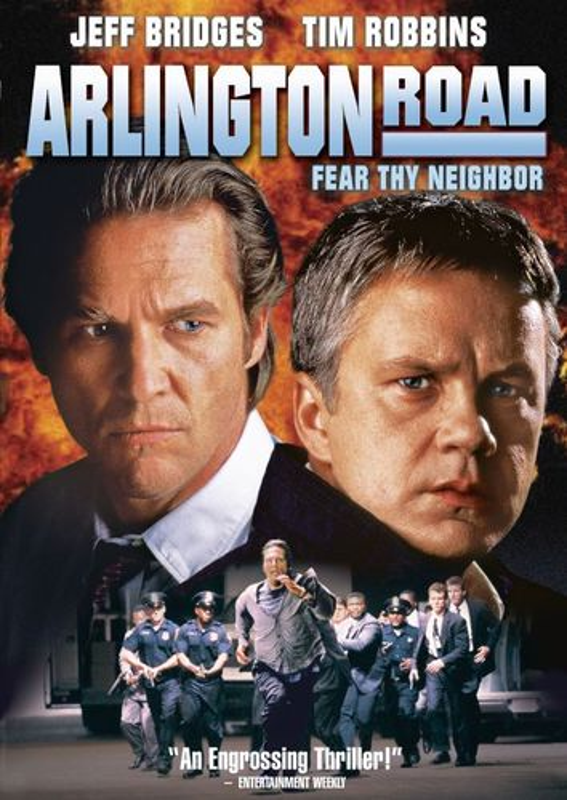 Arlington Road [DVD] [1999] 21431875