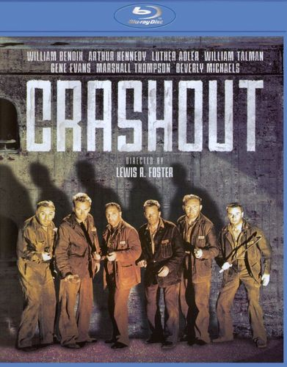 Crashout [Blu-ray] [1955] 21446251